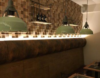 Status Quo, Wooden Wall Design