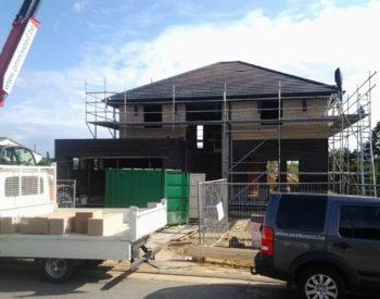 dak renovatie voor